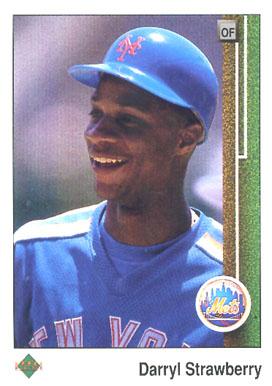 1989 Upper Deck Baseball Card Set Vcp Price Guide