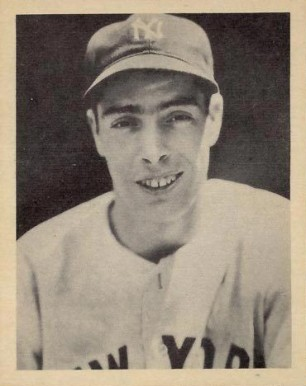 1939 Play Ball (1939) Joe DiMaggio #26 Baseball Card