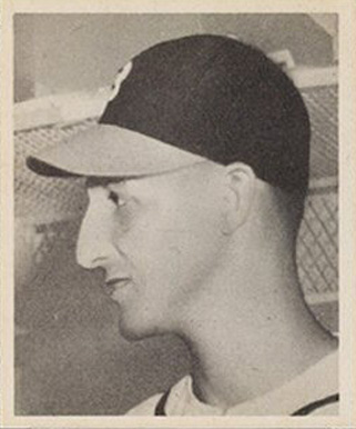 1948 Bowman Warren Spahn #18 Baseball Card