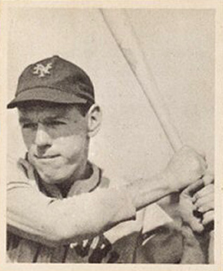 1948 Bowman Buddy Kerr #20 Baseball Card