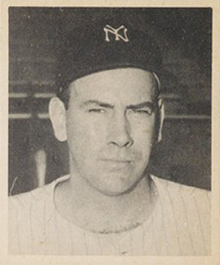 1948 Bowman Bill Bevens #22 Baseball Card