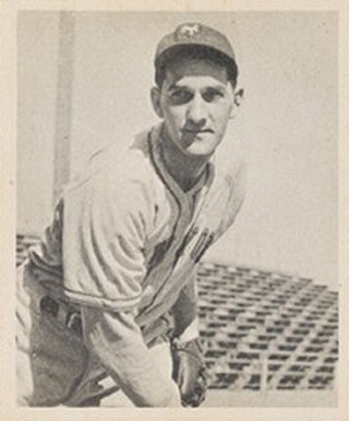 1948 Bowman Larry Jansen #23 Baseball Card