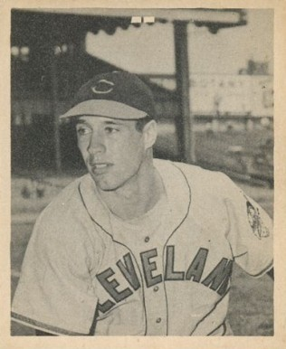 1948 Bowman Bob Feller #5 Baseball Card