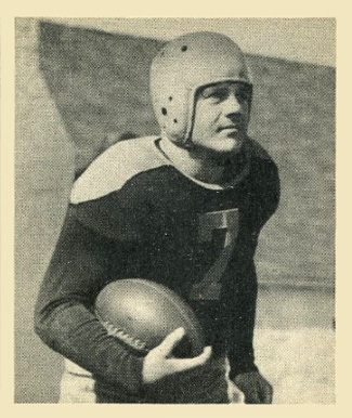 1948 Bowman Walt Schlinkman #62 Football Card