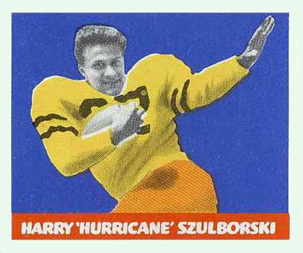 1948 Leaf Harry Szulborski #41-org Football Card