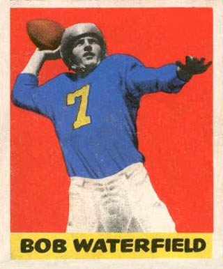 1948 Leaf Bob Waterfield #26-BNOF Football Card