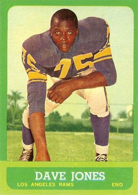 1963 Topps Deacon Jones #44 Football Card