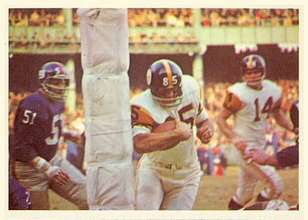 1966 Philadelphia   #156 Football Card