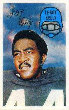 1970 Kellogg's Leroy Kelly #31 Football Card