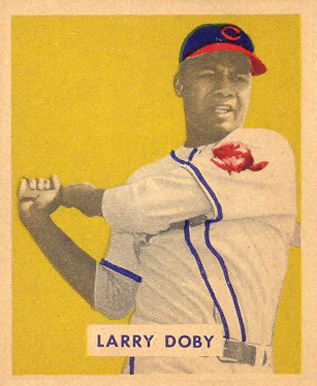 1949 Bowman Larry Doby #233 Baseball Card
