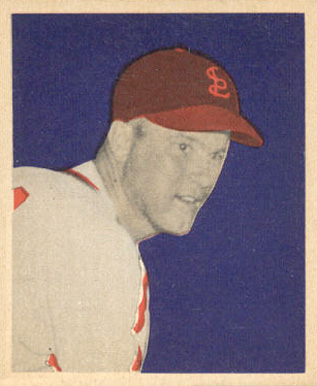 1949 Bowman George Munger #40 Baseball Card