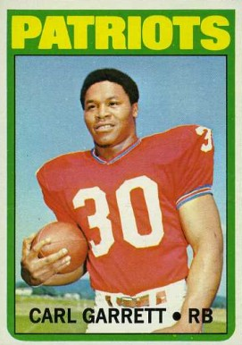 1972 Topps Carl Garrett #229 Football Card