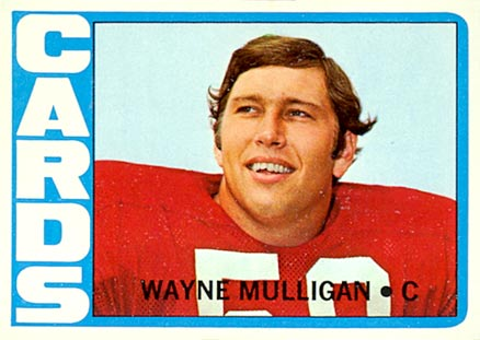 1972 Topps Wayne Mulligan #236 Football Card
