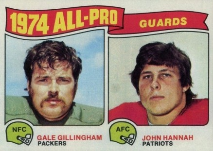 1975 Topps Gale Gillingham #205 Football Card