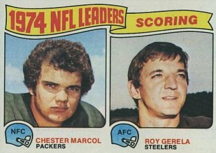 1975 Topps Scoring Leaders #4 Football Card