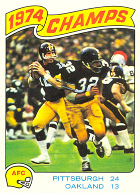 1975 Topps   #526 Football Card