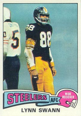 1975 Topps Lynn Swann #282 Football Card