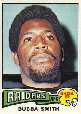 1975 Topps Bubba Smith #33 Football Card
