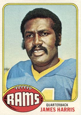1976 Topps James Harris #18 Football Card