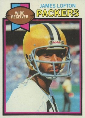 1979 Topps James Lofton #310 Football Card