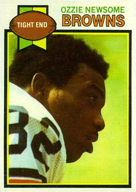 1979 Topps Ozzie Newsome #308 Football Card