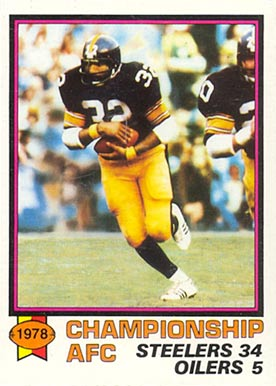 1979 Topps   #166 Football Card