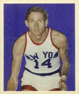 1948 Bowman Tommy Byrnes #64 Basketball Card