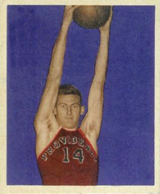 1948 Bowman George Nostrand #42 Basketball Card