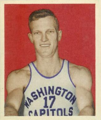 1948 Bowman Horace McKinney #46 Basketball Card