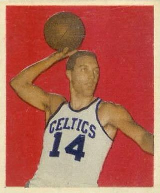 1948 Bowman Eddie Ehlers #19 Basketball Card