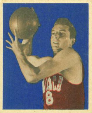 1948 Bowman Andy Phillip #9 Basketball Card