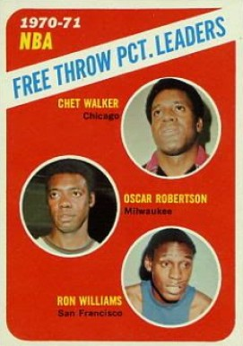 1971 Topps Chet Walker #141 Basketball Card