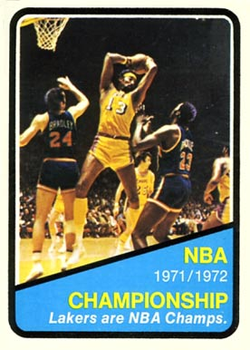 1972 Topps   #159 Basketball Card