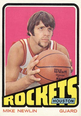1972 Topps Mike Newlin #128 Basketball Card
