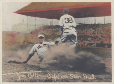 1936 R312 Rip Collins #13 Baseball Card