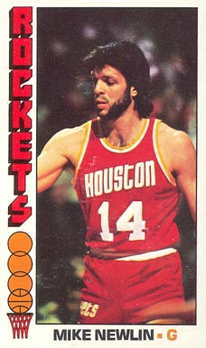 1976 Topps Mike Newlin #139 Basketball Card