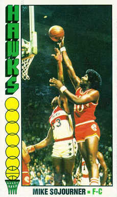 1976 Topps Mike Sojourner #79 Basketball Card