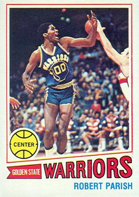 1977 Topps Robert Parish #111 Basketball Card