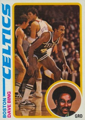 1978 Topps Dave Bing #61 Basketball Card