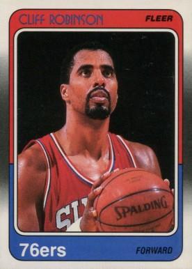 Cliff Robinson Basketball Cards