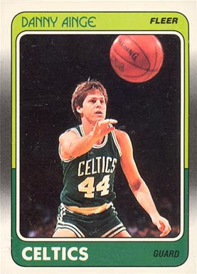 Image result for danny ainge card