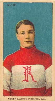 1910-11 Imperial Newsy LaLonde #36 Hockey Card
