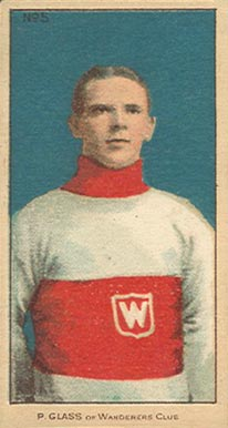1910-11 Imperial Frank Glass #5 Hockey Card