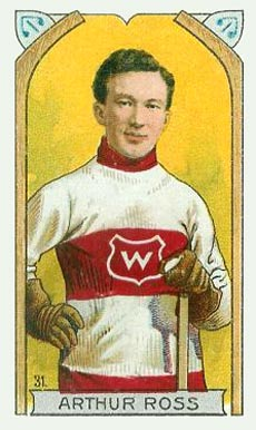 1911 Imperial Tobacco Co. Art Ross #31 Hockey Card