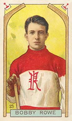 1911 Imperial Tobacco Co. Bobby Rowe #23 Hockey Card