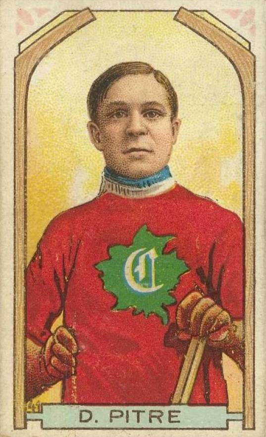 1911 Imperial Tobacco Co. D. Pitre #41 Hockey Card