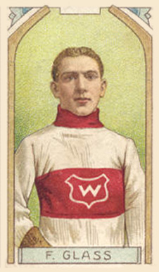 1911 Imperial Tobacco Co. Frank Glass #34 Hockey Card