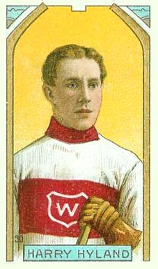 1911 Imperial Tobacco Co. Harry Hyland #30 Hockey Card