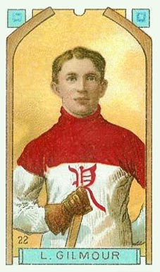 1911 Imperial Tobacco Co. Larry Gilmour #22 Hockey Card