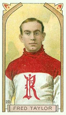 1911 Imperial Tobacco Co. Cyclone Taylor #20 Hockey Card
